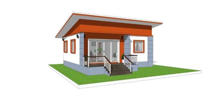 2 Desain Rumah Kecil Dan Terjangkau Tazora Design